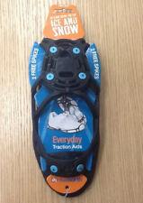 DUE NORTH Anti-Slip Shoe Grips Size Small/medium 3-7