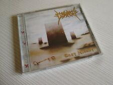 DISGRACE Grey Misery CD REPRESS XTREEM FINNISH DEATH METAL XYSMA NO LP
