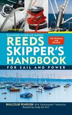 Reeds Skipper's Handbook For Sail and Power by Malcolm Pearson 9781472972163