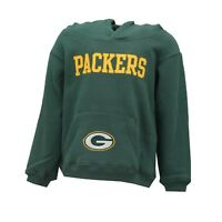 Green Bay Packers NFL Official Infant Toddler Size Hooded Sweatshirt New Tags