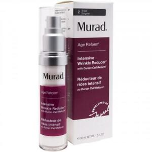 Murad Age Reform Intensive Wrinkle Treatment Serum Reducer Durian Cell 1 oz