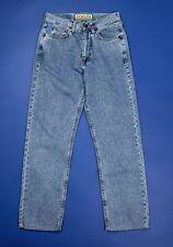 09e29f39106b2 Invicta jeans uomo usato W28 tg 42 vita alta mom denim boyfriend vintage  T620