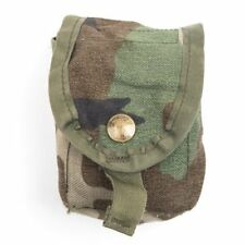 US Military Molle II Hand Grenade Pouch - Woodland