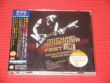 MICHAEL SCHENKER FEST Live Tokyo International Forum Hall A  JAPAN Blu-spec CD