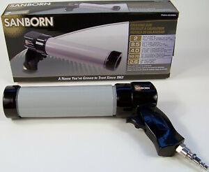Sanborn AIR CAULKING GUN Professional Adhesive Glue Caulk Tube PO24-0229SN new
