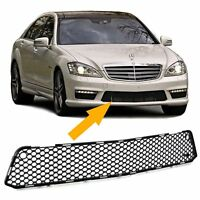 LOWER AMG BUMPER CENTRE GRILL INSERT FOR MERCEDES S CLASS W221 09/2005-04/2013