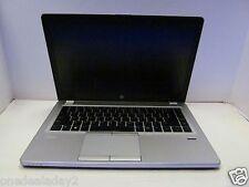 "14"" HP EliteBook Folio 9470m Ultrabook C9J10UT#ABA Core i5 8GB 500GB BACKLIT KB"