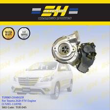 OEM Turbo Charger For Toyota Hilux Innova Fortuner 2.4L 2GD-FTV (17201-11070)