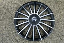 4 Alu-Design Radkappen 15 Zoll AUSTIN für Nissan    Top Optik