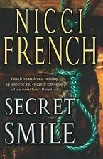 Secret Smile, By French, Nicci,in Used but Acceptable condition
