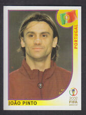 Panini - Korea Japan 2002 World Cup - # 309 Joao Pinto - Portugal
