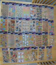 Sticko Stickers Animals, Birds, Insects, Butterflies, Pets U Pick Free Shipping
