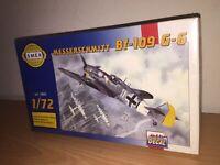 Smer Kit di Montaggio 1:72 MESSERSCHMITT Bf-109 G-6 MIB