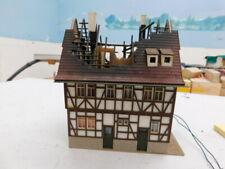 Vollmer nr 20354 Vakwerkhuis na brand