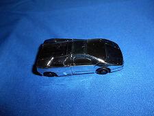 LAMBORGHINI 1 SILVER DIABLO Plastic Kinder VEHICLE Exotic Sports CAR CHROME