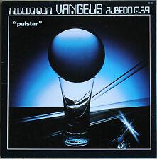 """VANGELIS """"ALBEDO 0.39"""" PULSTAR  33T  LP"""