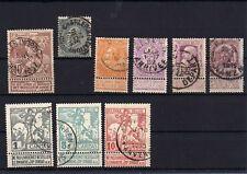 Belgien - Lot aus Nr. 65 - 84 I  o  ( 11970-o2 )