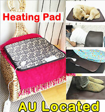Multifunctional Electric Heating Pad Heated Warmer Blanket Heaters Mat Floor Pad