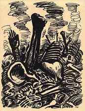 Die MINEN - Frans MASEREEL - Les MINES - 1947