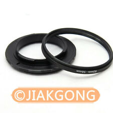 62mm 58mm Macro Reverse Adapter Ring for Pentax K Mount