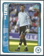 PANINI CHAMPIONSHIP 2010- #221-PETERBOROUGH UNITED-JOE LEWIS-STAR PLAYER