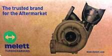 Genuine Melett Turbo Turbocompresseur Volkswagen tourareg 2.5D 760700-0004 GTB1752V