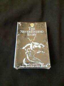 Video 8 8mm Video The Neverending Story Sealed Warner Home Video