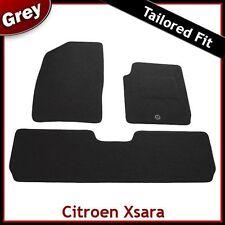 CITROEN XSARA PICASSO 2000-2010 Tailored Carpet Car Floor Mats GREY
