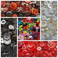 Assorted Mixed Buttons