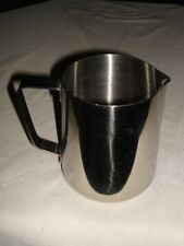 """Tiger Chef (UPATE) Milk Frother 18/8 Stainless Steel Frothing Pitcher 5"""" h x 4""""w"""