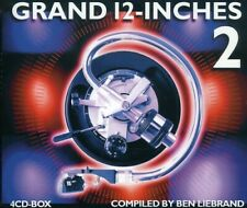 Grand 12-Inches 2 - Ben Liebrand (2005, CD NIEUW)4 DISC SET