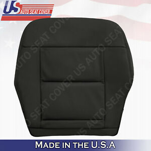 For 2010 to 2016 Mercedes Benz E350 E550 Passenger Bottom Leather Cover Black