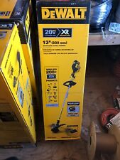 DEWALT 20V MAX 5.0 Ah Li-Ion Brushless String Trimmer DCST920P1 New