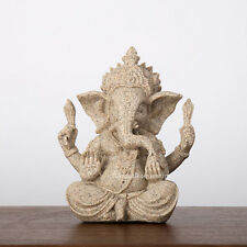 Elephant God Buddha Ornament Aquarium Fish Tank Decorations Aquascape Sand Stone