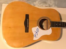 Queen Signed Guitar Brian May Autographed Guitar Acoustic (F Mercury R Taylor)