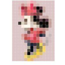 Decoration Wall IXXI Minnie Mouse 140x200 Series Pixel