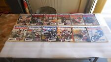 1999 American Motorcyclist Motorcycle Magazine Lot 12 Issues FULL YEAR