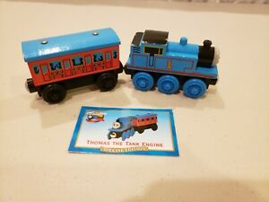Thomas Train LC99096 Wooden Railway 10 Years America Special Edition 1999