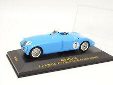Ixo 1/43 - Bugatti Type 57C Winner Le Mans 1939
