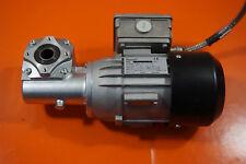 Rexroth Drehstrommotor 3 842 541 310 und Winkelgetriebe 3 842 527 867