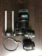 P&S Technik PRO35 Adapter With 2 PL Lenses