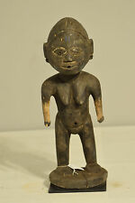 African Statue Yoruba Female Shrine Male Society Fertility Womanhood Statue