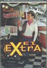El Extra (1962) DVD, Mario Moreno -CANTINFLAS- NEW