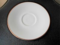 Avon Fine Porcelain Currier and Ives Saucer