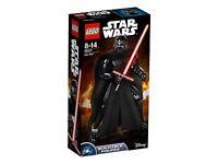 LEGO Star Wars 75117 Kylo Ren Figur Episode 7 Erwachen der Macht