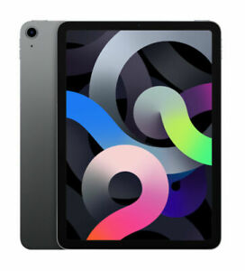 Apple iPad Air (2020) 4. Gen. mit 64GB, WiFi, Space GRAU MYFM2FD/A