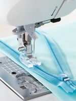Concealed Invisible Zipper Presser Foot Attachment for Singer Sewing Machine