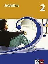 Spielpläne 2. Schülerbuch. 7./8. Schuljahr. Neubearbeitung,
