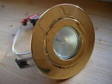 Edler Halogen Spot zum Einbau von iGuzzini - Gold - hochwertig - hoher Neupreis!