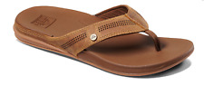Reef Cushion Bounce Lux Toffee Sandal Flip Flop us Men's sizes US 7-15 NEW